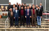 EMNİYET AMİRİ - Balışeyh'te Muhtarlar Toplantısı