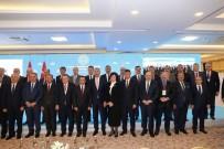 TÜRKIYE BAROLAR BIRLIĞI - Baro Başkanı Han Yargı Reformu Stratejisi Toplantısına Katıldı