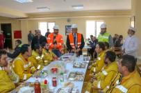 HELAL - Başkan Öztürk 4 Aralık Madenciler Günü'nü Kutladı
