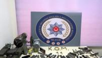 SİLAH TİCARETİ - Bilecik'te Kaçak Silah İmalathanesine Baskın