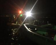 KAÇAK GÖÇMEN - Bodrum'da kaçak göçmen operasyonu