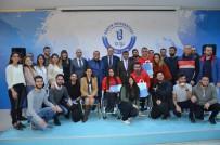 BÜ'den 'Engelleri Yıkan Şampiyonlar' Paneli