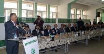 KAYSERİ ŞEKER FABRİKASI - Büyükkılıç Kayseri Şeker Çalışanları İle Öğle Yemeğinde Buluştu