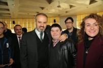 ALINUR AKTAŞ - Büyükşehir'de 'Engelli' Buluşması