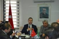 AHMET AKıN - CHP'li Akın Çiftçilerin Sorunlarını Dinledi