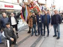 DEVE GÜREŞLERİ - Ege Ve Marmara'nın En Güçlü Develeri Ayvalık'ta Yarışacak