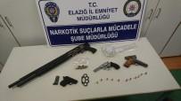 POMPALI TÜFEK - Elazığ'da Uyuşturucu Operasyonu Açıklaması 6 Gözaltı