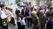 EMINE ERDOĞAN - Emine Erdoğan'a 'Katibim'li Karşılama