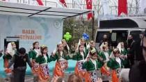 BALIK EKMEK - Engelli Öğrenciler Balık Festivalinde Buluştu