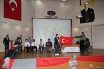 ÖĞRENCİ MECLİSİ - Erzurum Lisesi'nden Anlamlı Etkinlik