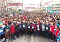 PARA ÖDÜLÜ - Gaziantep'te Gazi Yarı Maratonu