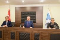 ALTıNOLUK - Hacılar Belediye Meclisi Yılın Son Toplantısını Gerçekleştirdi