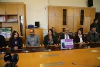 PERVIN BULDAN - HDP Milletvekilleri Öcalan İçin TBMM'de Açlık Grevine Başladı