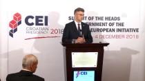 İMAR VE KALKINMA BANKASI - Hırvatistan'da Orta Avrupa Girişimi Zirvesi