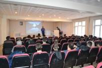 İletişim Fakültesi Öğrencilerine 'Tüketici Hakları' Semineri