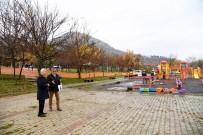 ISPARTA BELEDİYESİ - Isparta Gökçay Ve Ayazmana'ya Modern Çocuk Parkı Yapılıyor