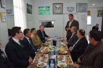 EMNİYET AMİRİ - Kabadüz'de Muhtarlar Toplantısı