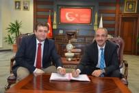 EROZYON - KAEÜ'si İle İş-Kur 'Çevre Temizliği Ve Ağaçlandırma' Protokolü İmzaladı
