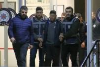 ERSİN ARSLAN - Kan Bulaşan Eşofmanını Yaktı Ama Polisten Kaçamadı