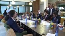 YABANCI ÖĞRENCİ - Karadağ'da Türkiye Mezunları Derneği Açıldı