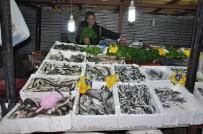 ARAFAT - Karadeniz Balığı Yüksekova Tezgahlarında