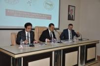 KARS VALISI - Kars'ta Kamu, Üniversite Sanayi İşbirliği Toplantısı Yapıldı