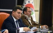ŞEHİT UZMAN ÇAVUŞ - Kepez Belediyesi'nde Yılın Son Meclisi Toplandı
