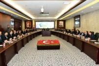 OSMAN KAYMAK - KÜSİ Planlama Ve Geliştirme Kurulu Toplantısı