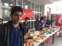 ÖĞRENCİ MECLİSİ - Lise Öğrencileri Engelliler İçin Kermes Açtı