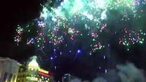 HRISTIYAN - Lübnan'da Yılbaşı Kutlamaları Erken Başladı