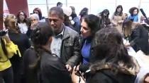 KADIN CİNAYETLERİ - Mersin'de Avukatlardan Kadın Cinayetine Tepki