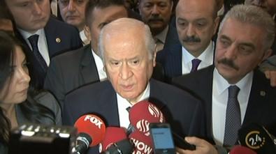 'MHP'de pazarlık söz konusu olmaz'