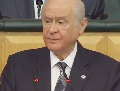MHP lideri Devet Bahçeli'den çok sert tepki