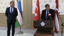 ÖZBEKISTAN - NATO'nun Özbekistan'la Temas Noktası Büyükelçilik Vekaleti Türkiye'de
