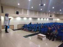 Öğrencilere 'Hijyen Eğitimi' Verildi