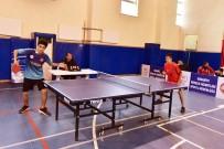 GENÇLİK VE SPOR İL MÜDÜRÜ - Osmaniye'de Masa Tenisi Turnuvası Sona Erdi
