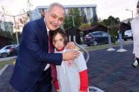 KADİR KARA - Osmaniye'de Özel Çocuklar Temsili İzci Oldu