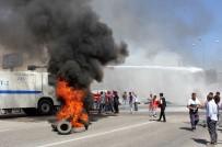 ELEKTRİK KABLOSU - Pasinler İlçe Emniyet Müdürlüğüne Roketatarlı Saldırıda Bulunan Terörist Yakalandı