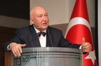 AHMET ERCAN - Prof. Dr. Ahmet Ercan, 'Türkiye'nin Depremselliği'ni Anlatacak