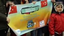 EMIN BILMEZ - Robotik Yarışması Şampiyonu Ardahanlı Öğrenciler Çin'e Uğurlandı