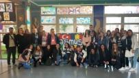 HAZıRLıK SıNıFı - Samsun SBL Avrupa Kültür Elçisi Gibi Çalışıyor