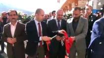 EMNİYET AMİRİ - Sason'de Tekstil Atölyesi Açıldı