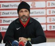 ÜNAL KARAMAN - Sivas Belediyespor - Trabzonspor Maçının Ardından