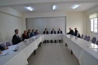 AFYONKARAHİSAR VALİSİ - Şuhut'ta Organize Sanayi Bölgesi Müteşebbis Heyet Toplantısı Yapıldı