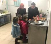 Sungurlu'da Öğrenciler Ekmeklerini İsraf Etmeyecek