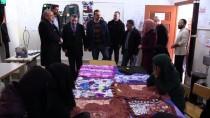 GRAFIK TASARıM - Suriye'de Türkiye'nin Açtığı Halk Eğitim Merkezleri Meslek Öğretiyor
