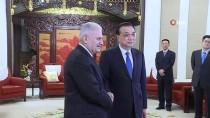 SEMİHA YILDIRIM - TBMM Başkanı Yıldırım, Çin Başbakanı Kıçiang'ı Kabul Etti