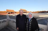 SEMİHA YILDIRIM - TBMM Başkanı Yıldırım 'Yasak Şehir'i Gezdi