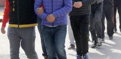 CHP ilçe başkanı tefecilikten gözaltına alındı