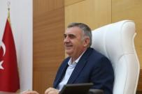 MILAT - Toçoğlu, Sakarya Kafkas Kültür Derneği Üyeleri İle Bir Araya Geldi